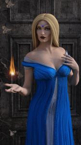 Moiraine, Blue Ajah